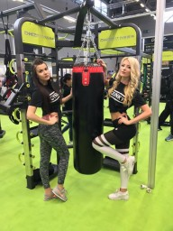 Hostess for FIBO