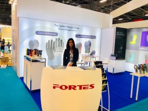 Hostess for ExpoProtection