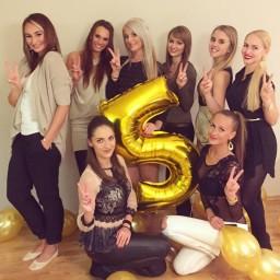 Agentura Victory Models oslavila 5 let