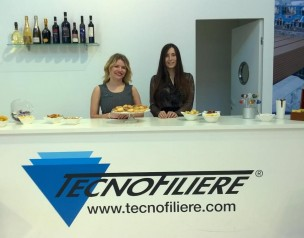 Hostess for Ceramitec Munich