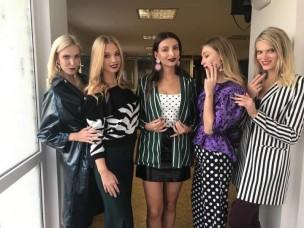 Fashion show for E.Mi International