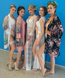 Zajištění módní přehlídky na veletrh SVATBA 2019 v Ostravě