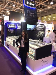 Hostess for Sirha Lyon