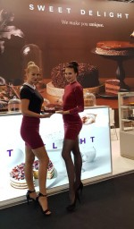 Hostess for SIAL Paris