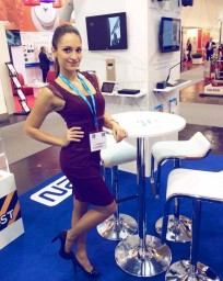 Hostess for Security Essen