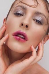 Modelka na make-up kurz