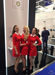 Hostess for IFSEC International London