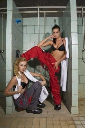 Our models for Arkys calendars