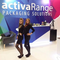 Hostess for Interpack