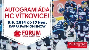 Event for HC Vitkovice Steel